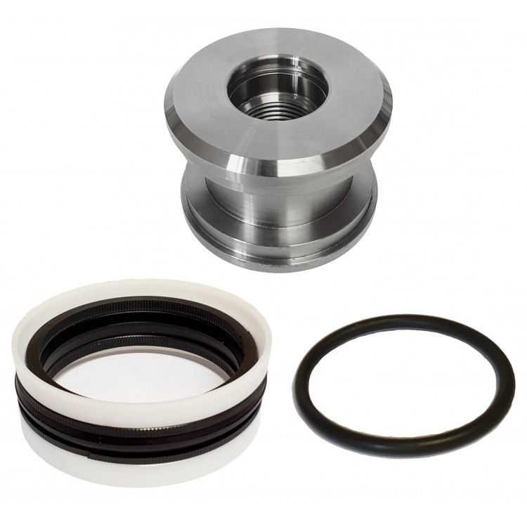KEPF...C - SEALS KIT FOR THREADED PISTONS WITH CENTERING
