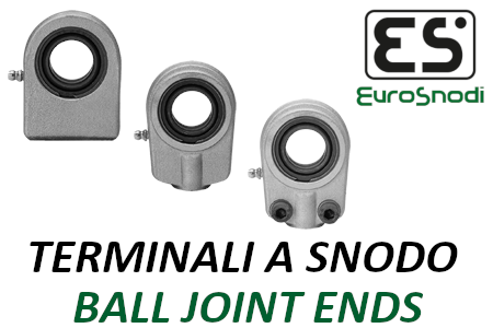 Ball Joint Ends catalogue correction